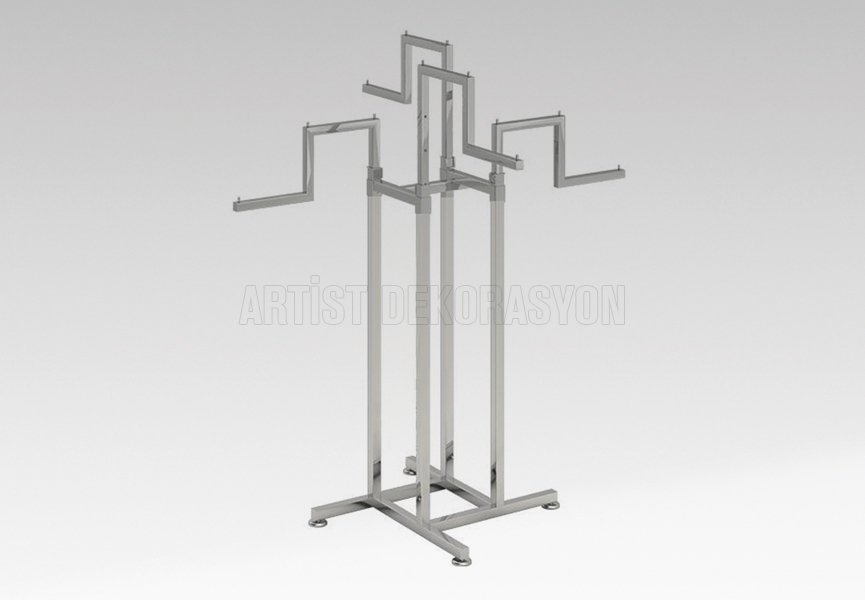 Octapus Metal Middle Stand